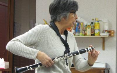 clarinette atelier